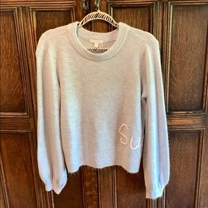 Soft and comfy sweater.